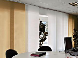 stoff inkl technik f r fl chenvorhang paneel 220 260 cm h he. Black Bedroom Furniture Sets. Home Design Ideas