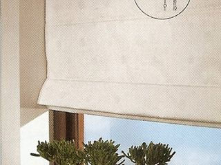 standard raffrollo rollo in 220 cm h he globe verdunkelung. Black Bedroom Furniture Sets. Home Design Ideas