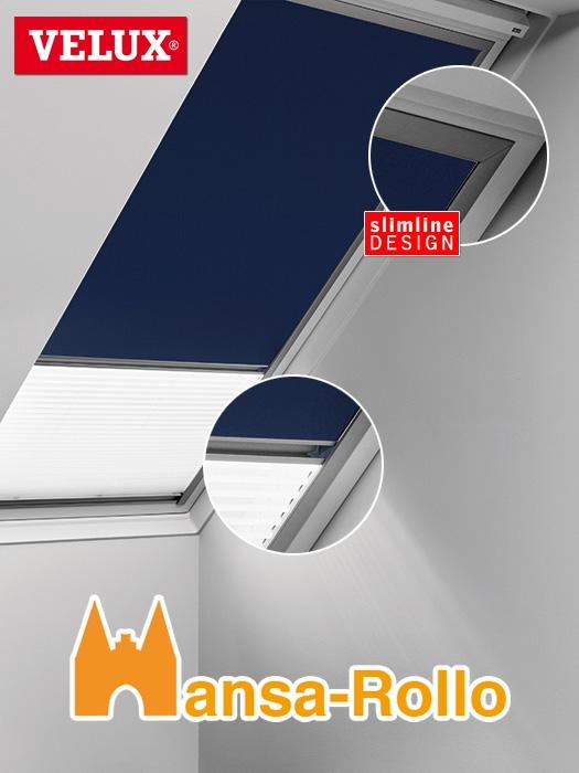original velux rollo manuell duo system f r ggl ghl gpl gtl dfd. Black Bedroom Furniture Sets. Home Design Ideas