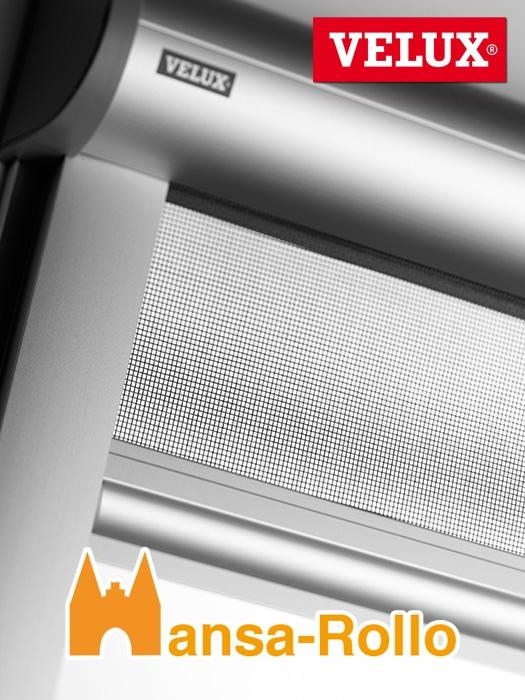 Original Velux Insektenschutz-Rollo ZIL VL VE VK VU VKU für Dachfenster