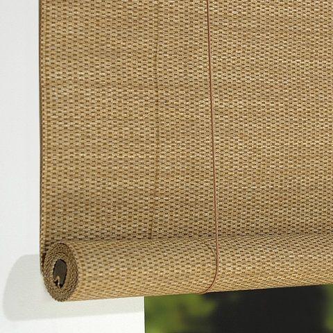 standard flechtrollo mit seitenzug h he 175 cm. Black Bedroom Furniture Sets. Home Design Ideas