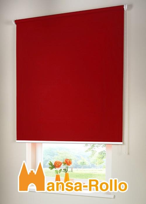 verdunkelungsrollo 12 farben rollos in 120 cm h he. Black Bedroom Furniture Sets. Home Design Ideas