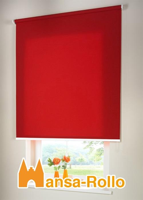 Sichtschutzrollo Rollos In 12 Farben Und In 130 Cm Hohe